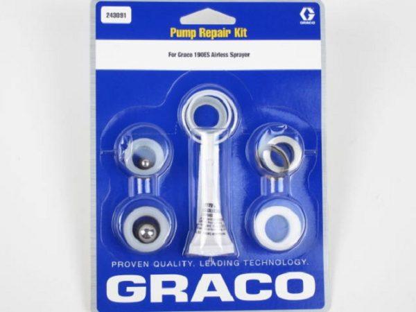 Graco Pump Repair Kit, 190ES