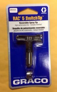 Graco RAC 5 SwitchTip with Reversible Spray Tip