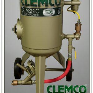 2 cuft Clemco Blast machine