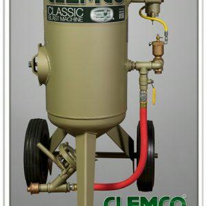 3 cuft Clemco Blast Machine