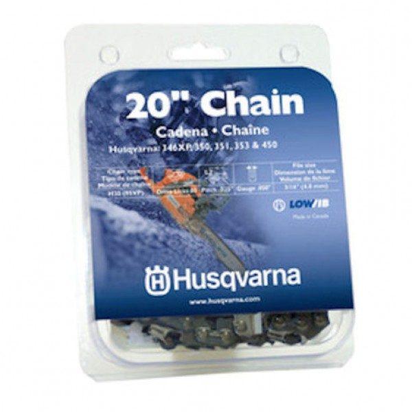 """Husqvarna Chainsaw Chain H30 .325"""" .050"""" - Pixel (Narrow Kerf)"""