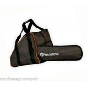 Husqvarna soft chainsaw bag