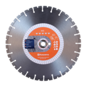 "Husqvarna 14"" Diamond HI5 Concrete Saw Blade"