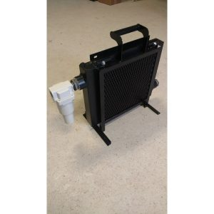 Aftercooler with Moisture Seperator